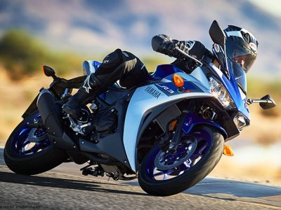 Yamaha YZF-R3 Sports Bike 2015
