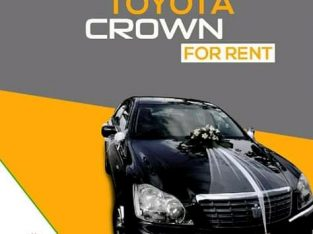Toyota Crown for lent