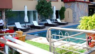 On vacation in Bujumbura this is where you want to stay