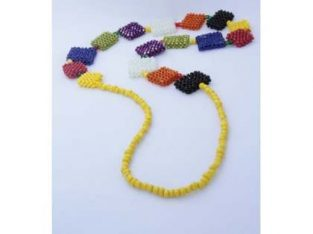 Necklace INZ Color